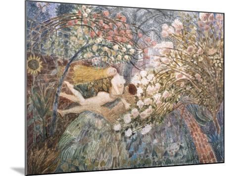 Dreaming, 1990-Ian Bliss-Mounted Giclee Print