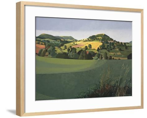 Hawnby, Yorkshire-Anna Teasdale-Framed Art Print