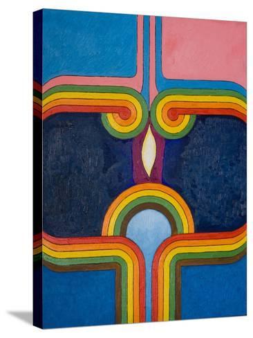 Female Torso, 2006-Jan Groneberg-Stretched Canvas Print