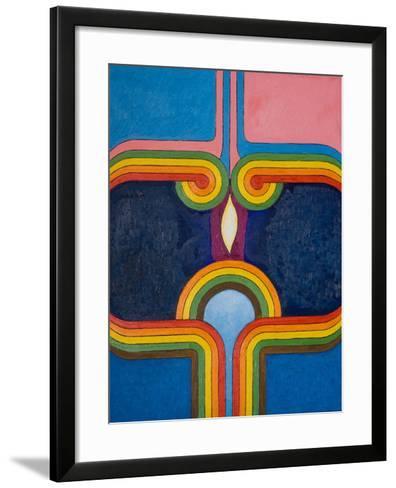 Female Torso, 2006-Jan Groneberg-Framed Art Print