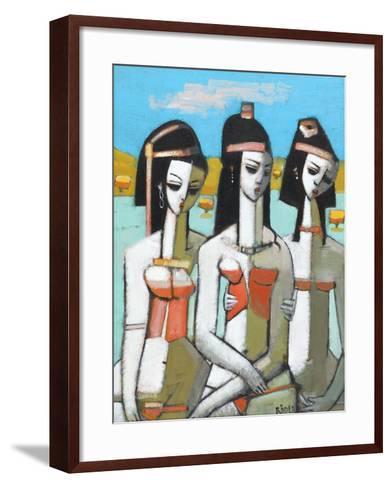 Aegean's-Endre Roder-Framed Art Print
