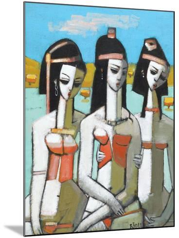Aegean's-Endre Roder-Mounted Giclee Print