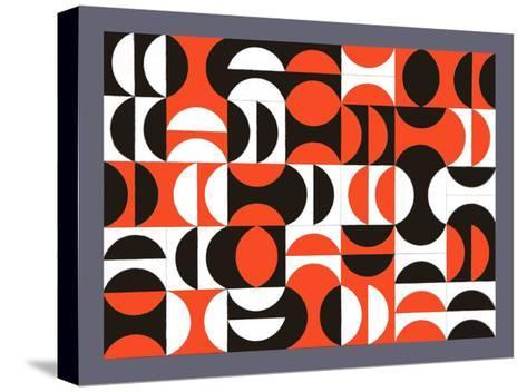 Segmentation, 2008-Peter McClure-Stretched Canvas Print