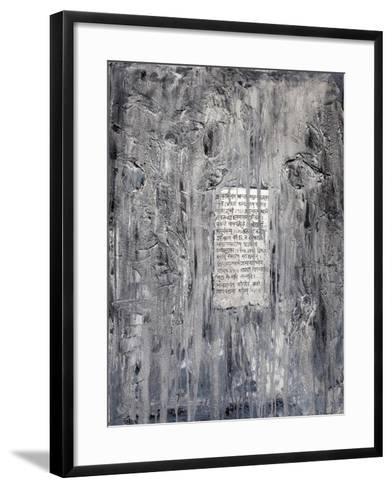 Delusion, 2007-Faiza Shaikh-Framed Art Print