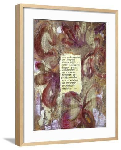 Transformation, 2007-Faiza Shaikh-Framed Art Print
