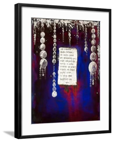 Pearls of Wisdom, 2007-Faiza Shaikh-Framed Art Print