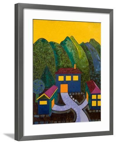 Social Relations, 2006-Jan Groneberg-Framed Art Print