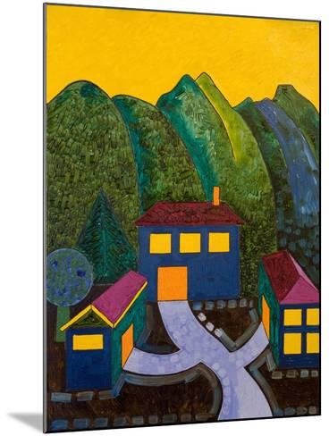 Social Relations, 2006-Jan Groneberg-Mounted Giclee Print