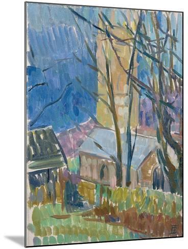 Reverend Hawker's Church at Morwenstow III-Erin Townsend-Mounted Giclee Print