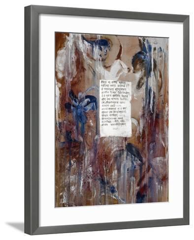 Fantasy, 2007-Faiza Shaikh-Framed Art Print