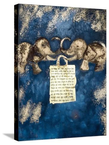 Fortune, 2007-Faiza Shaikh-Stretched Canvas Print