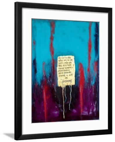 Prosperity, 2007-Faiza Shaikh-Framed Art Print