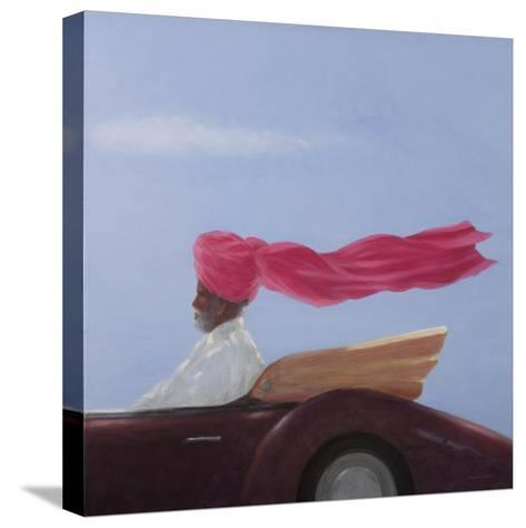 Maharajah at Speed-Lincoln Seligman-Stretched Canvas Print