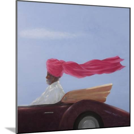 Maharajah at Speed-Lincoln Seligman-Mounted Giclee Print