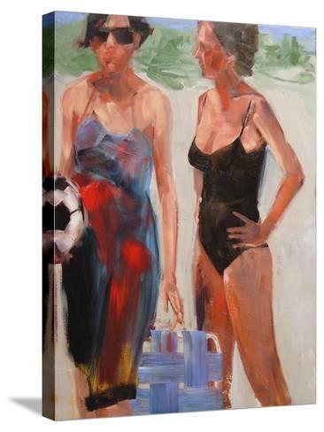 Womanbody, 2008-Daniel Clarke-Stretched Canvas Print