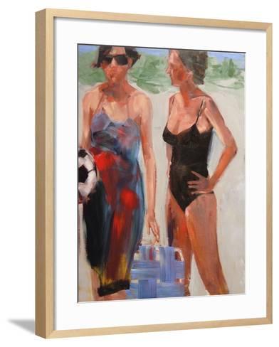Womanbody, 2008-Daniel Clarke-Framed Art Print