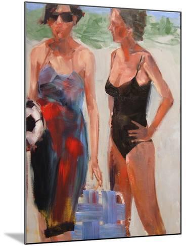 Womanbody, 2008-Daniel Clarke-Mounted Giclee Print