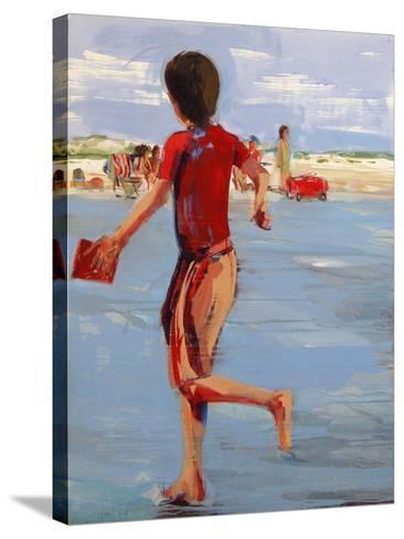 Seablum, 2006-08-Daniel Clarke-Stretched Canvas Print
