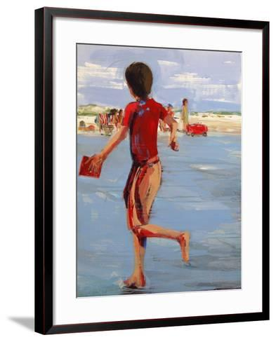 Seablum, 2006-08-Daniel Clarke-Framed Art Print