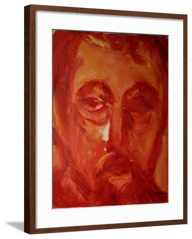 Mussorgsky-Annick Gaillard-Framed Art Print
