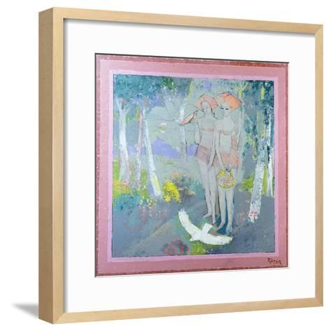 Wink, 1996-Endre Roder-Framed Art Print