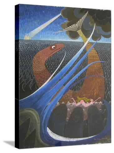 Oh Dear, 2005-Ian Bliss-Stretched Canvas Print