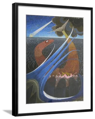 Oh Dear, 2005-Ian Bliss-Framed Art Print