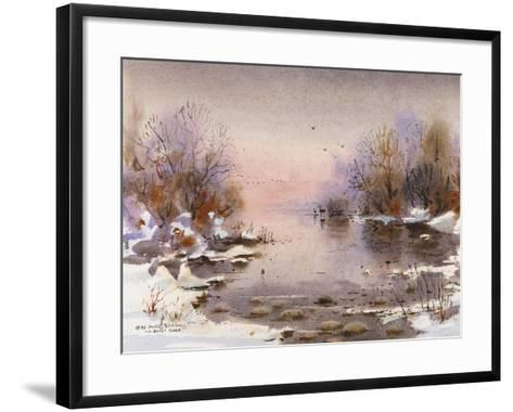 A Quiet Place-LaVere Hutchings-Framed Art Print