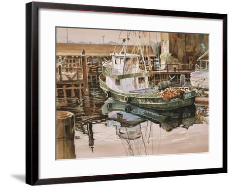 At Rest-LaVere Hutchings-Framed Art Print