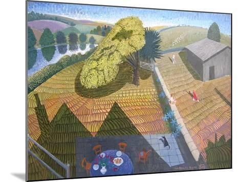 Summer Holiday, 2006-Ian Bliss-Mounted Giclee Print