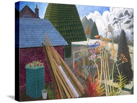 Summer Evening, 2007-Ian Bliss-Stretched Canvas Print