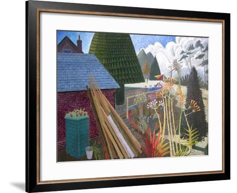 Summer Evening, 2007-Ian Bliss-Framed Art Print