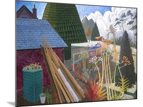 Summer Evening, 2007-Ian Bliss-Mounted Giclee Print