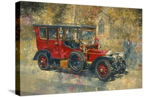Ghost (Hawton)-Peter Miller-Stretched Canvas Print