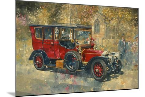 Ghost (Hawton)-Peter Miller-Mounted Giclee Print