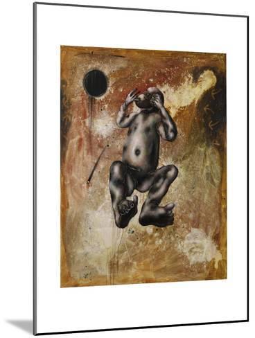 Birth, 2008-Chris Gollon-Mounted Giclee Print