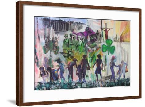 Things Remembered, Things Forgotten (Metempsychosis), 2005-Daniel Clarke-Framed Art Print