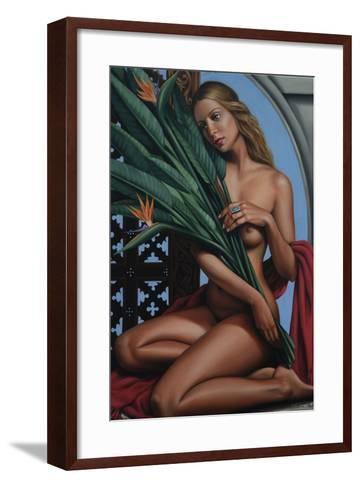 Bird of Paradise, 2007-Catherine Abel-Framed Art Print