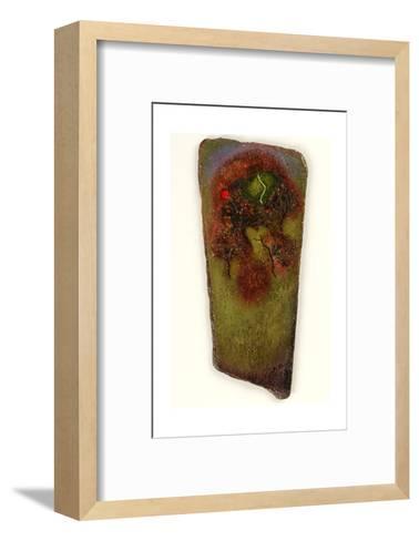 The Orchard, 2006-Jane Deakin-Framed Art Print