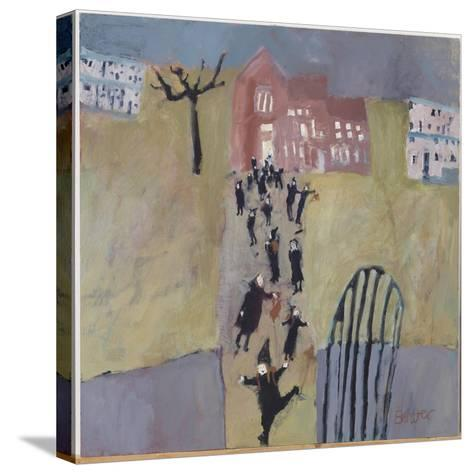 February 3pm, 2008-Susan Bower-Stretched Canvas Print