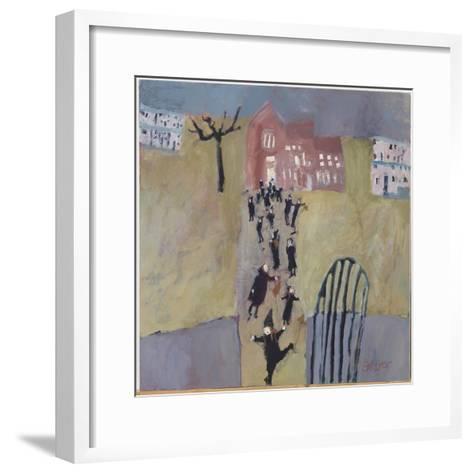 February 3pm, 2008-Susan Bower-Framed Art Print
