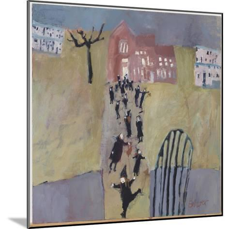 February 3pm, 2008-Susan Bower-Mounted Giclee Print