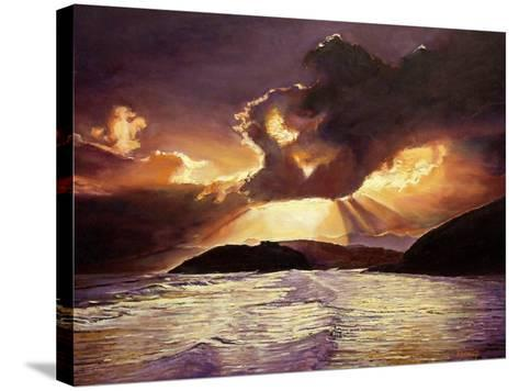 Here Comes the Storm, 2008-Kevin Parrish-Stretched Canvas Print