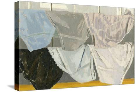 Les Culottes I, 2004-Delphine D. Garcia-Stretched Canvas Print