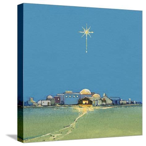 Nativity, 2008-David Cooke-Stretched Canvas Print