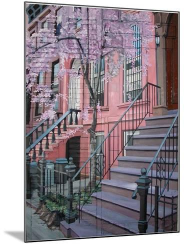 Quiet Patience, 2007-Jeff Pullen-Mounted Giclee Print