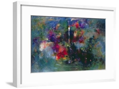 Valley of the Waterfalls-Jane Deakin-Framed Art Print