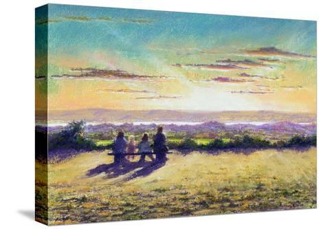 The Remains of the Day, 2003-Anthony Rule-Stretched Canvas Print