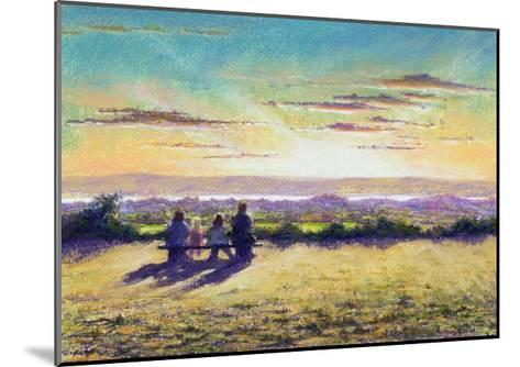 The Remains of the Day, 2003-Anthony Rule-Mounted Giclee Print