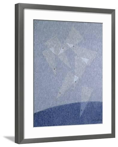Aerobatics, 1965-John Armstrong-Framed Art Print